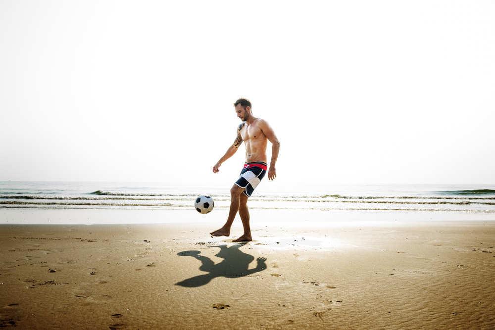 Nunca es tarde para jugar al fútbol