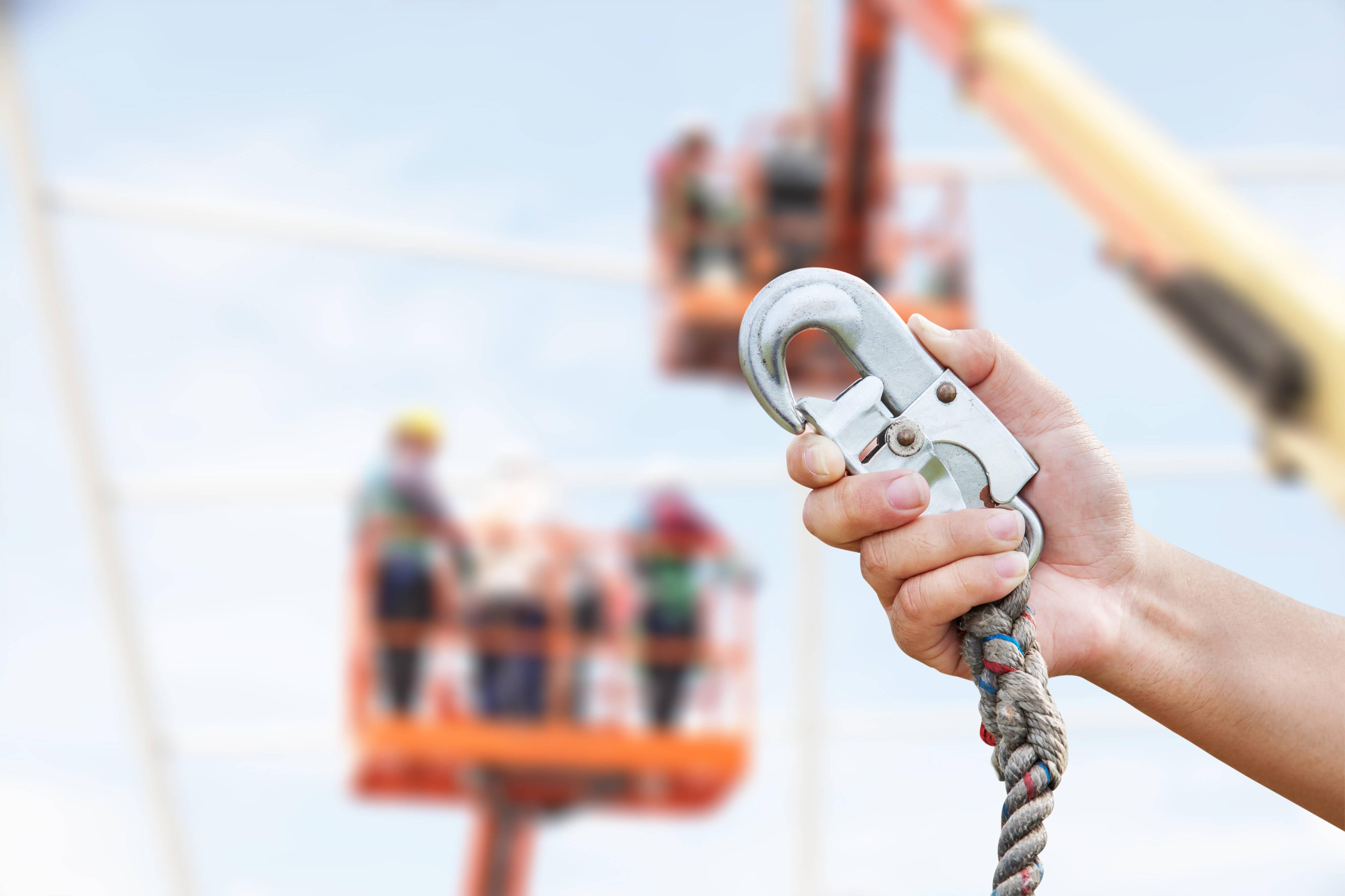 Formación en trabajos de altura
