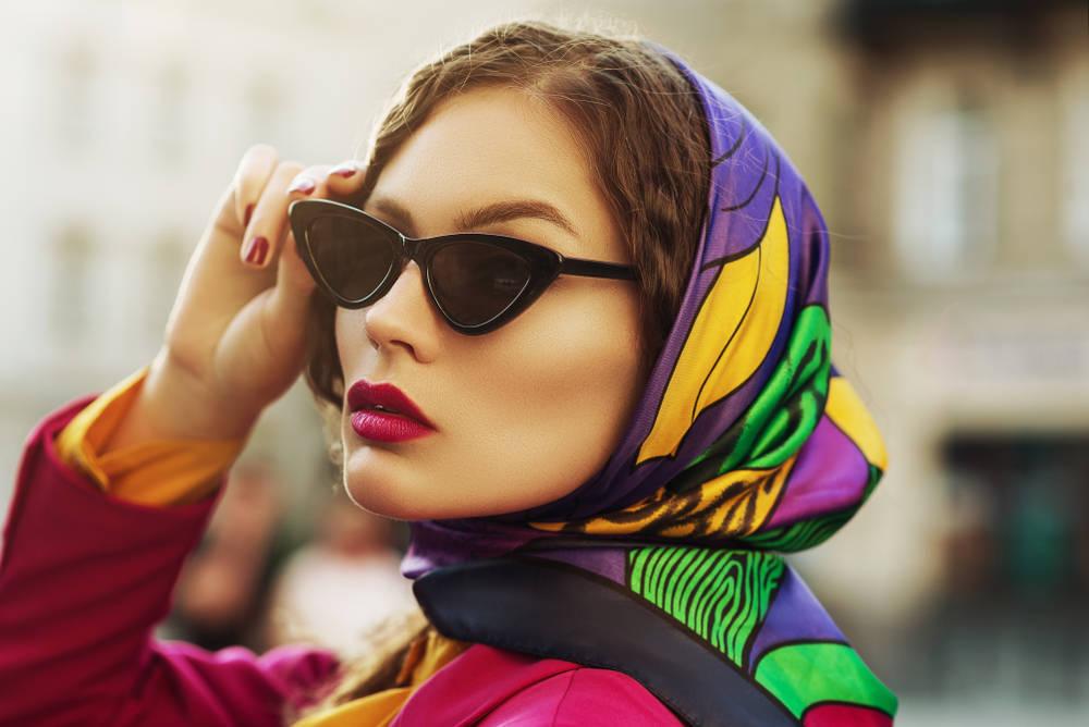 Cuida tu vista con unas buenas gafas de sol