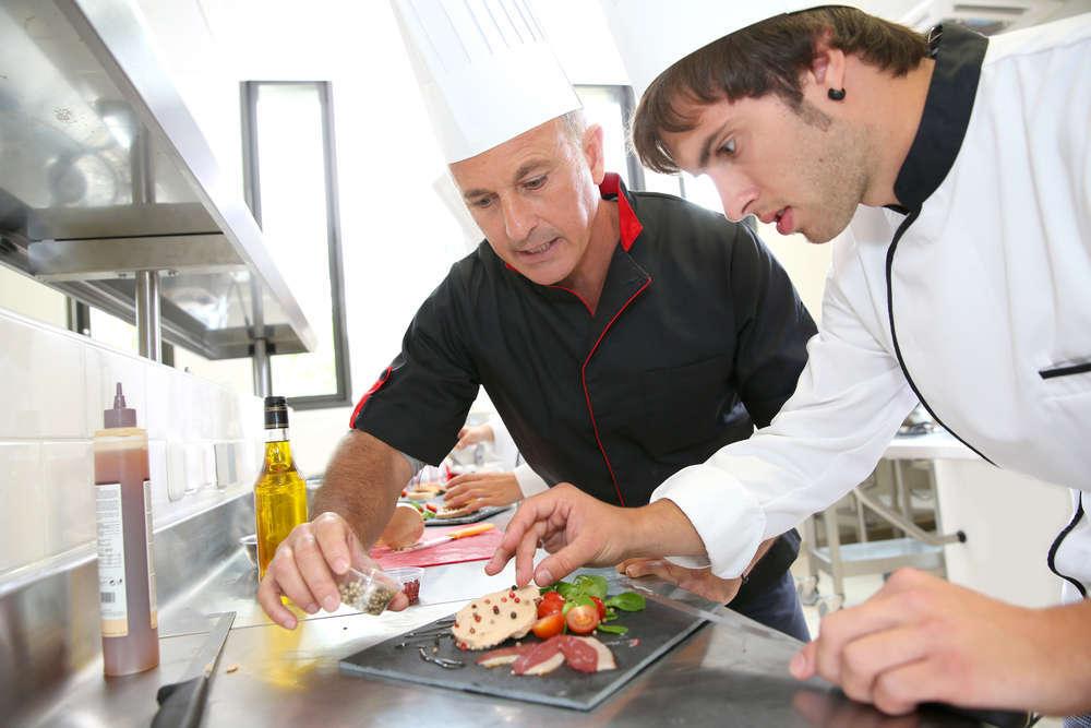 La cocina, una de las formaciones con más salidas profesionales